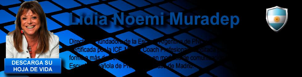 LIDIA NOEMI MURADEP ARGENTINA